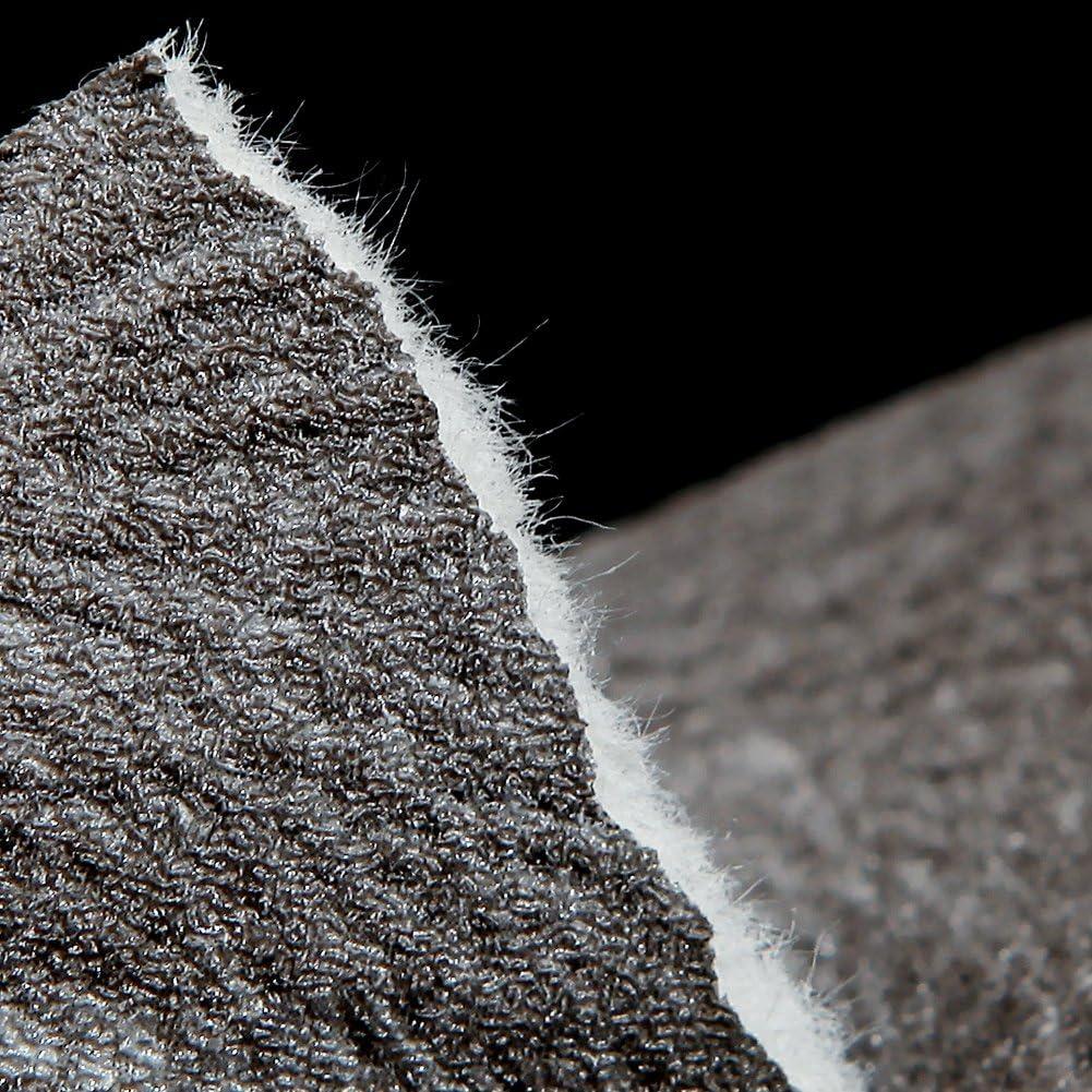 colore: grigio HANMERO in vinile per soggiorno sfondo TV Carta da parati vintage 3D in finta pelle motivo reticolo testurizzato