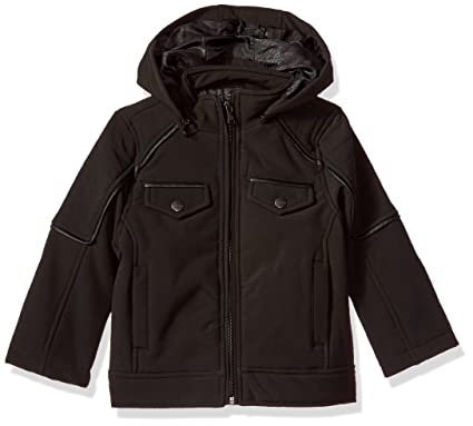 4a3b574cc92 Amazon.com  Urban Republic Baby Ur Boys Soft Shell Jacket  Clothing