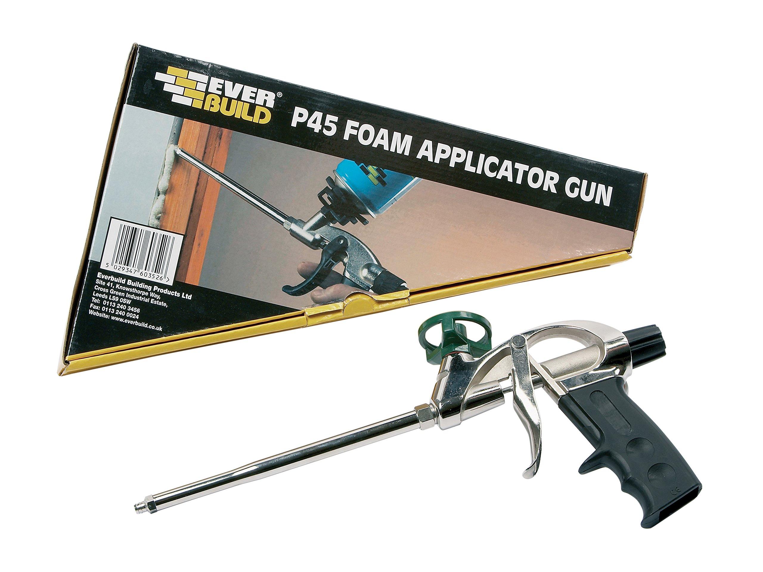 P45 Medium Duty Metal Foam Applicator by EveRBUILD