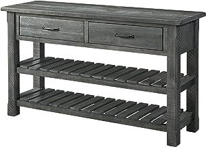 Martin Svensson Home Sofa - Console Table, Grey