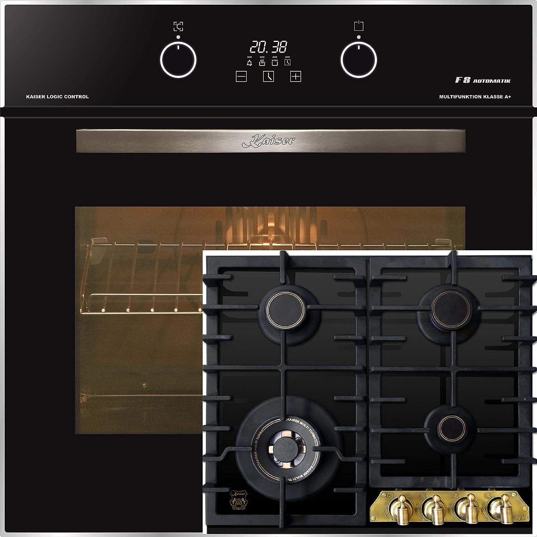 Exklusive Line - Juego de cocina de gas Autark de Kaiser ...