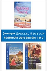 Harlequin Special Edition February 2019 - Box Set 1 of 2: An Anthology (The Women of Brambleberry House) Kindle Edition