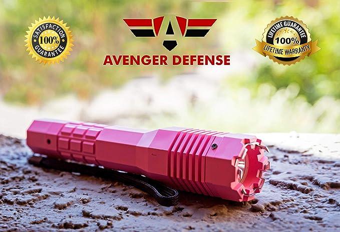 Amazon.com: Avenger Defense - Pistola de pistola pesada ...