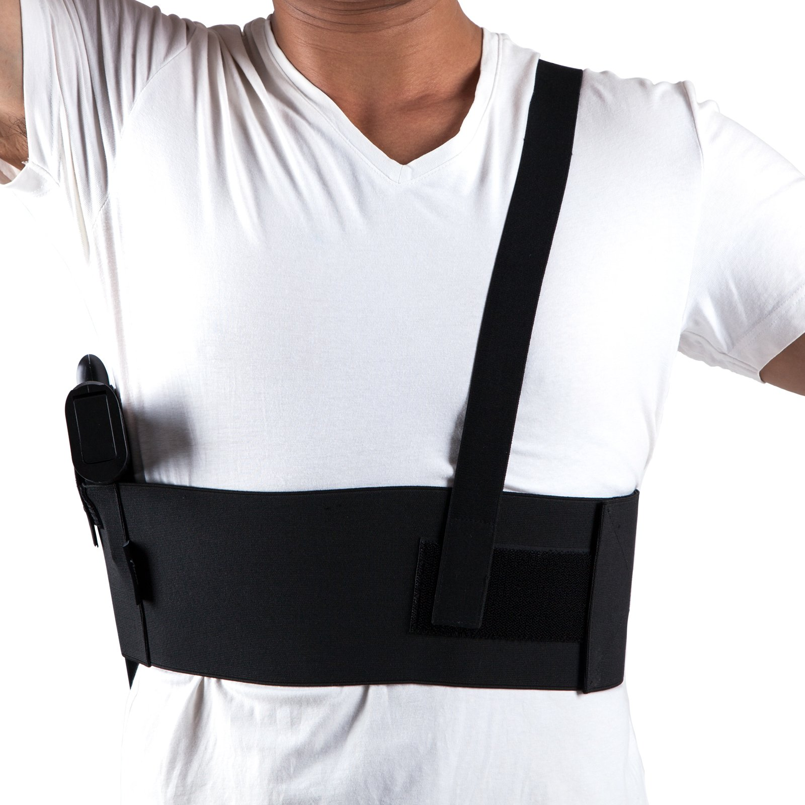 Airica Versatile Belly Ventilation Band Holster for Concealed Carry