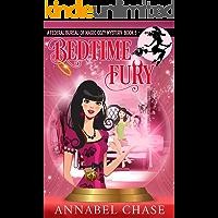Bedtime Fury (Federal Bureau of Magic Cozy Mystery Book 5)