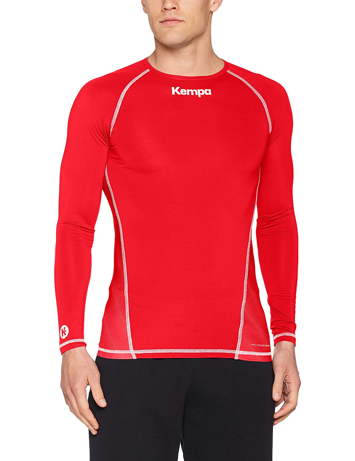TALLA 3XL. Kempa Adultos Teamsport Attitude Manga Larga
