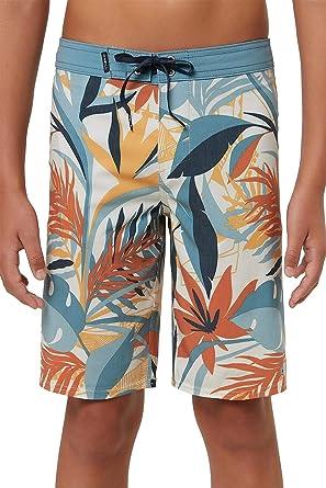 Big Kids ONeill Kids Boys Hyperfreak Heist Swim Shorts