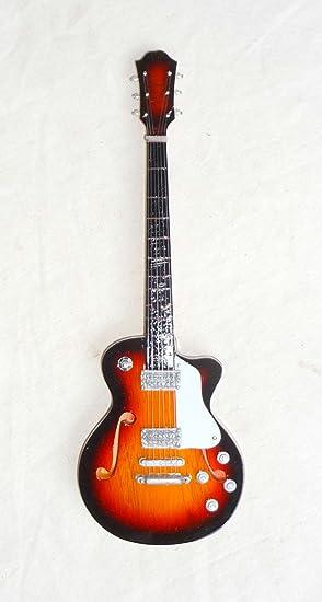 miniatura decorativa Guitarra Mini Guitar Gibson