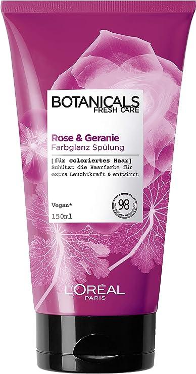 LOréal Paris Botanicals Fresh Care Rose und Geranie - Tinte para el pelo, 150 ml, 1 unidad
