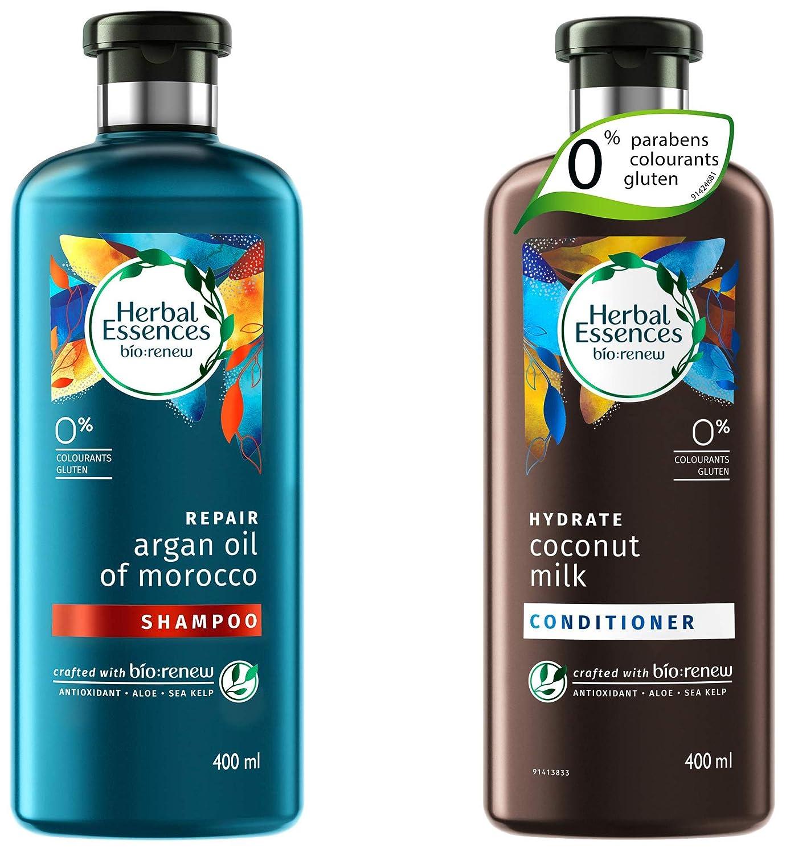 Herbal Essences Bio Renew Argan Oil Of Morocco Shampoo - Best Shampoos in India