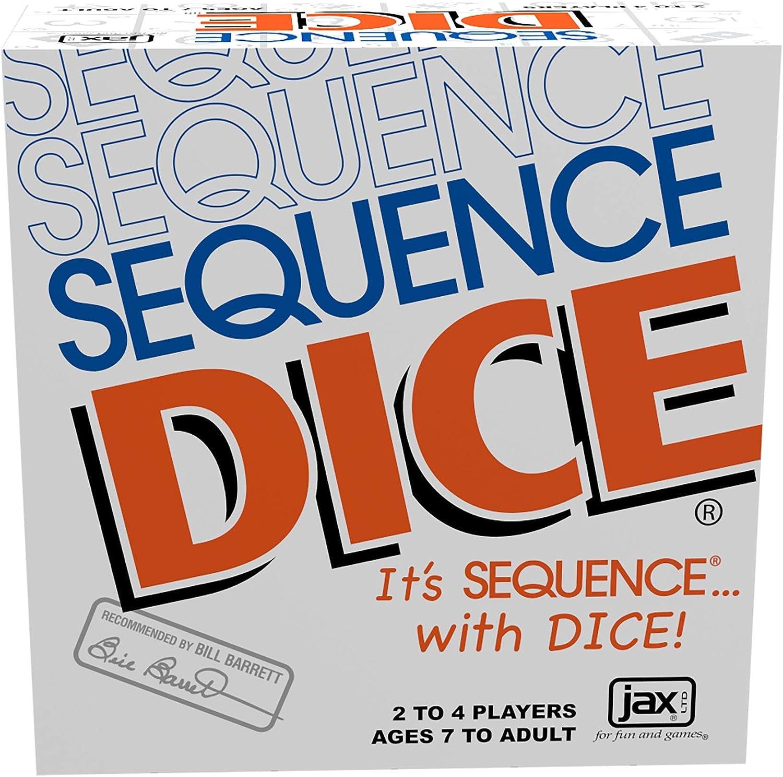 Jax Dados de Secuencia: Amazon.es: Juguetes y juegos
