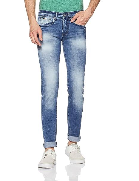 Gas Men s Morris Straight Fit Jeans (8056775150688 87348WA72 40W x 34L Blue) 92ef97affac