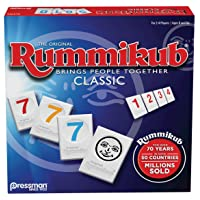 Deals on Rummikub by Pressman Classic Edition The Original Rummy Tile Game