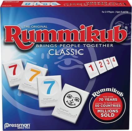Rummy cup rules