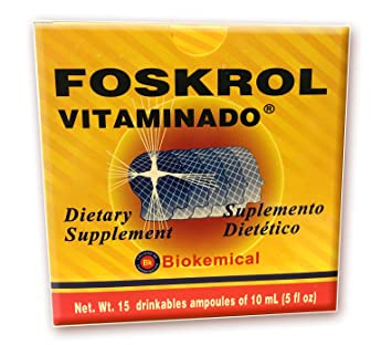 Foskrol B-Complex (15 vials)