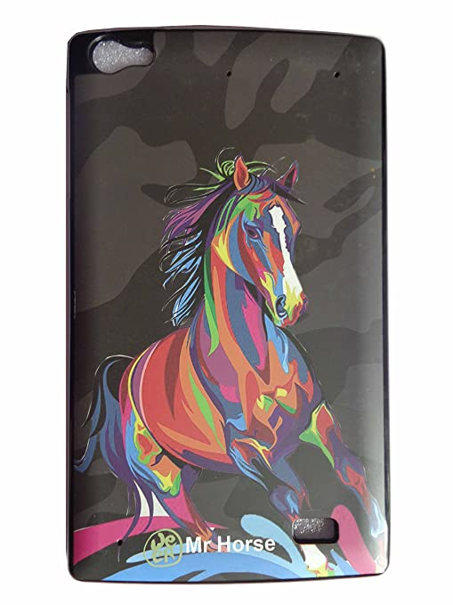 reputable site 5d164 af6dd SC Printed Back Cover Case for Micromax Canvas Tab P480: Amazon.in ...