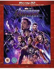Avengers: Endgame 3D Includes Bonus Disk