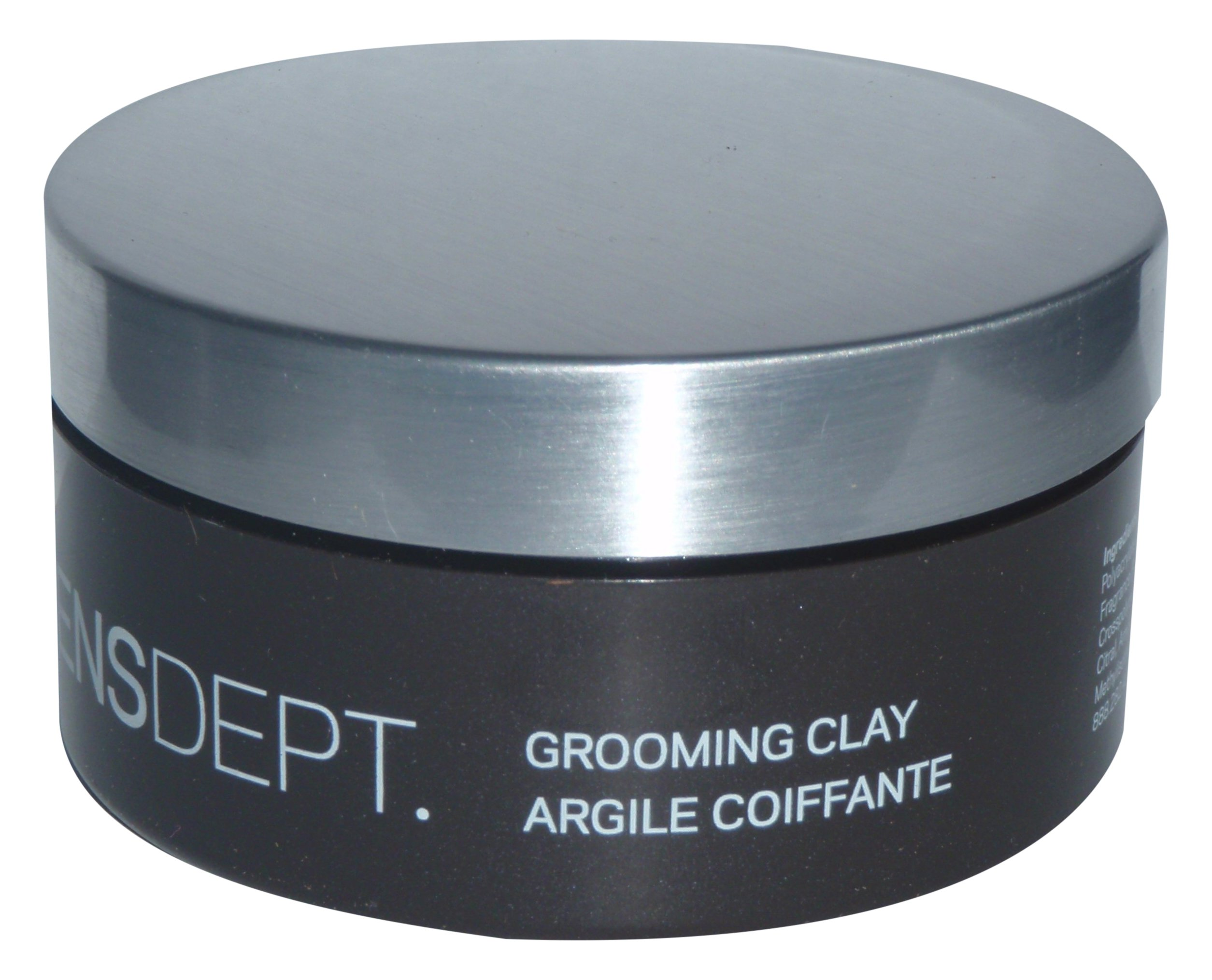 MENSDEPT Grooming Clay Strong Hold, Matte Finish, 2.5 oz. by MENSDEPT