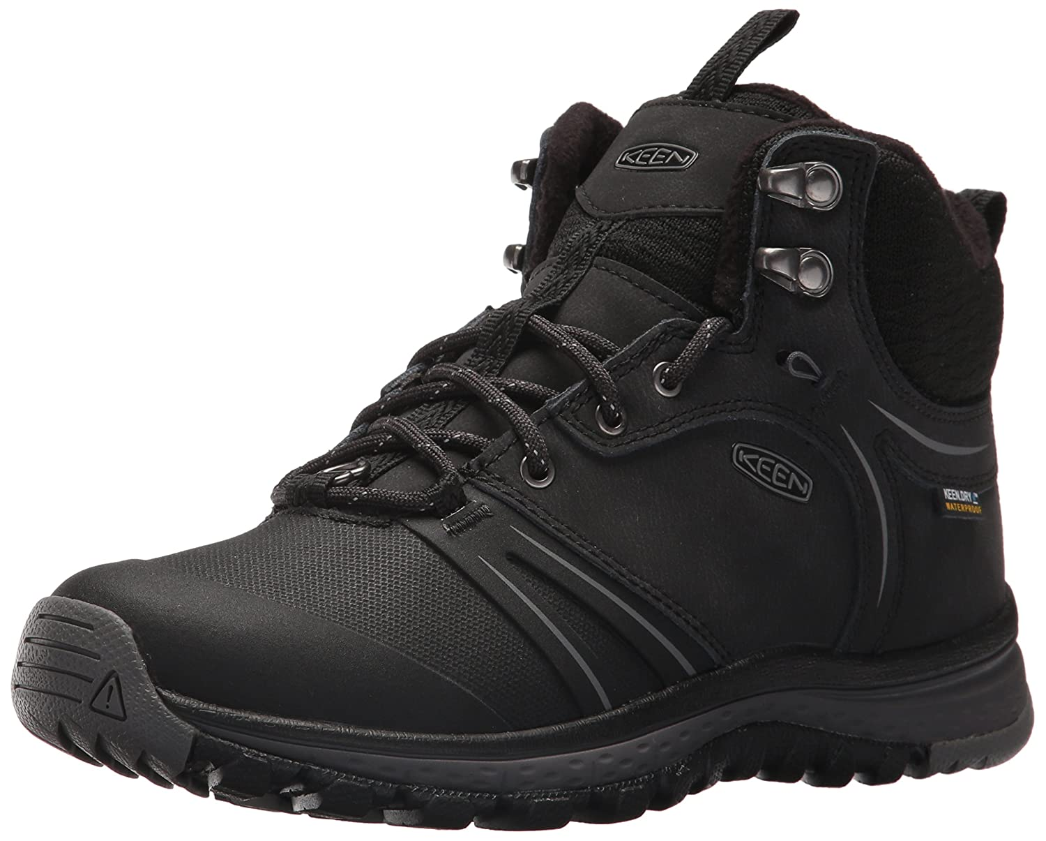 KEEN Women's Terradora Wintershell-w Hiking Shoe B01MYO7VC1 11 B(M) US|Black/Magnet