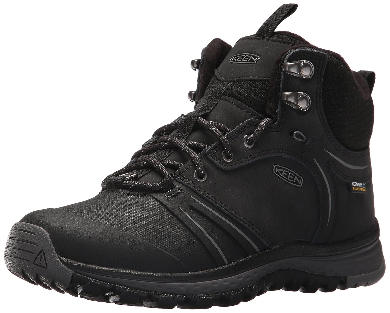 KEEN Women's Terradora Wintershell-w Hiking Shoe B01N76OD21 6.5 B(M) US|Black/Magnet
