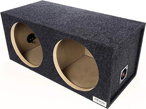 Bbox E12d Sealed Carpeted Subwoofer Enclosure