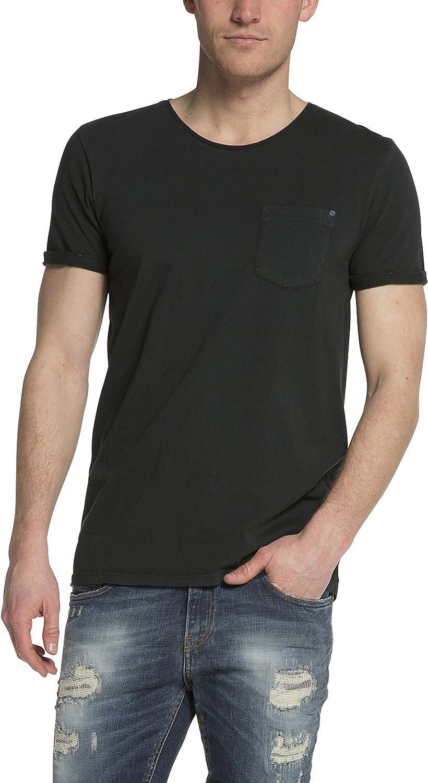 Scotch & Soda 15060651310 Camiseta, Negro (Black 90), 2XL para Hombre: Amazon.es: Ropa y accesorios