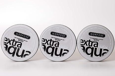 Morfose Gel-Wax Extra Control 3 x 175ml
