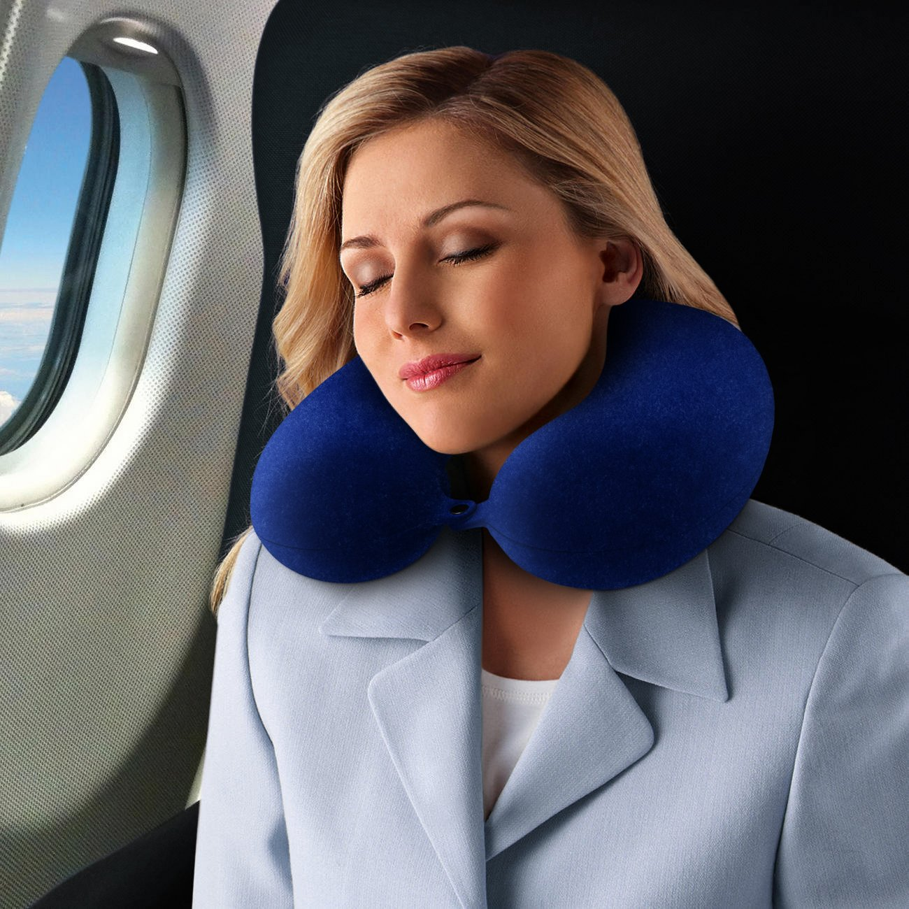 multi xiaomi u protective neck functional zoom multifunctional pillow travel shaped