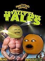 Annoying Orange - Grapefruit's Totally True Tales: Bigfoot