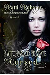 Witchwood Estate - Cursed (serial-series bk 3): YA witch romance suspense Kindle Edition