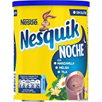 Nestlé Nesquik Noche Cacao Soluble Instantáneo, Bote 6x400g