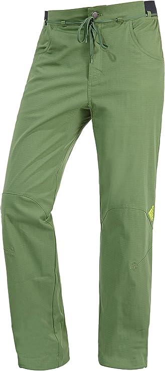 adidas - Pantalones de escalada para hombre, color - verde ...