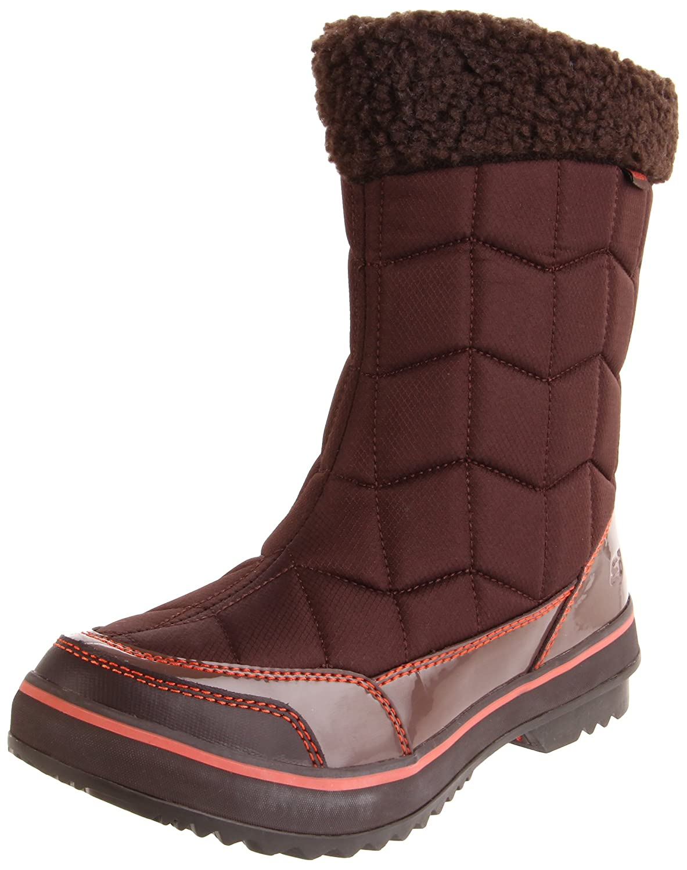 Skechers USA Highlanders - Alpine Valley, Damen Stiefel  375 EU|Chocolate