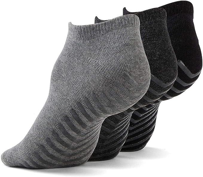 Amazon.com: Calcetines antideslizantes para hombre o mujer ...