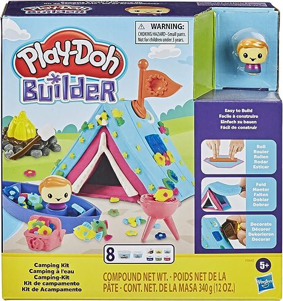 Play-Doh Builder Camping Kit