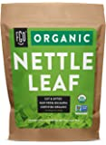 Organic Nettle Leaf | Herbal Tea (200+ Cups) | Cut & Sifted | 16oz Resealable Kraft Bag | 100% Raw From Bulgaria | by…