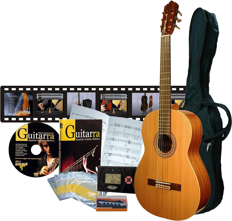 Francisco Molina, fabricado en España – Guitarra clásica hecha a ...