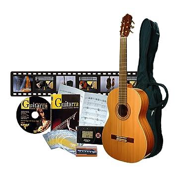 Francisco Molina 992896 - Guitarra clásica: Amazon.es: Instrumentos musicales