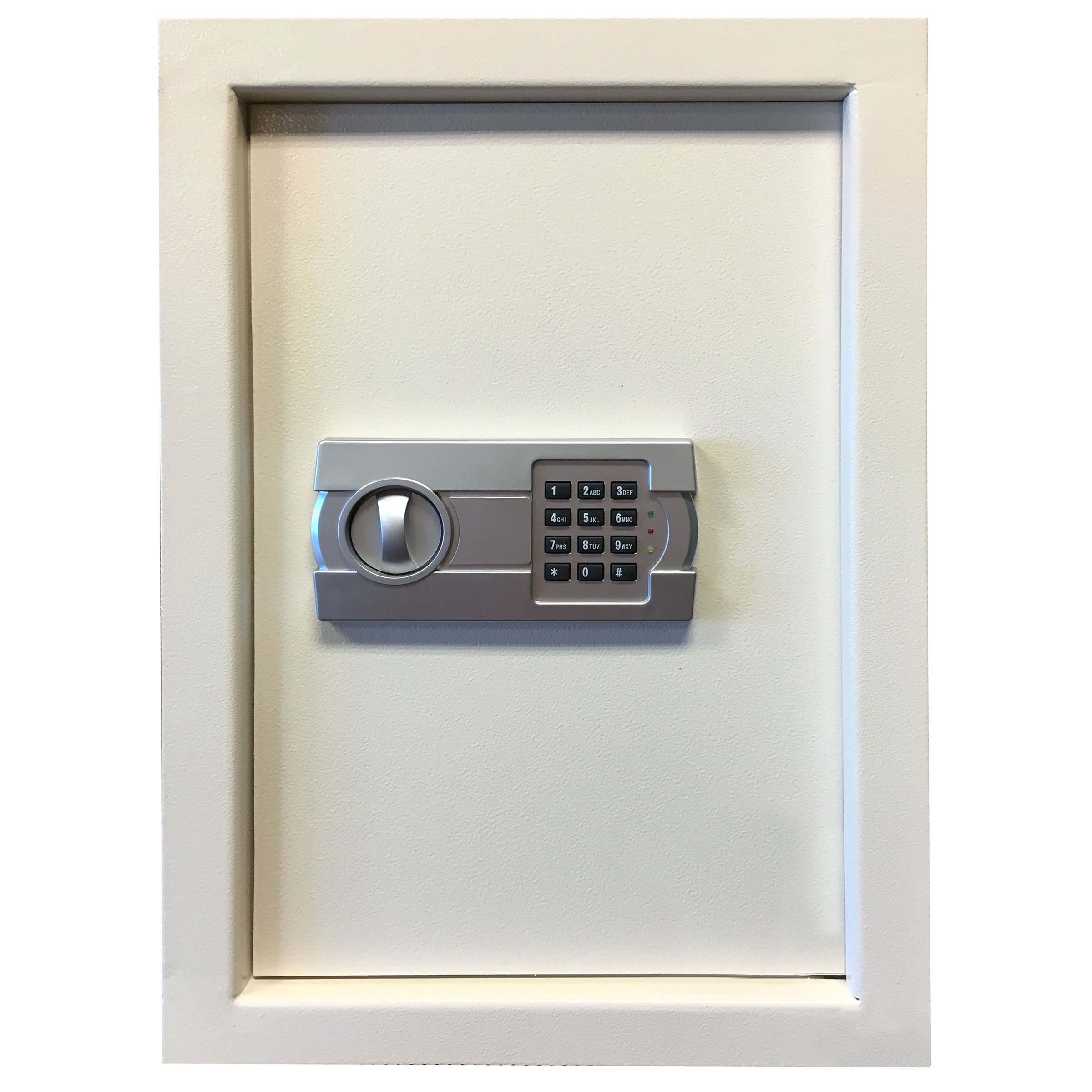 Sportsman Series WLSFB Wall Safe with Electronic Lock, Beige, by Sportsman Series