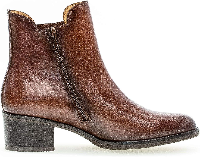 Gabor Shoes 51.650.20, Bottine Femme Sattel Effekt