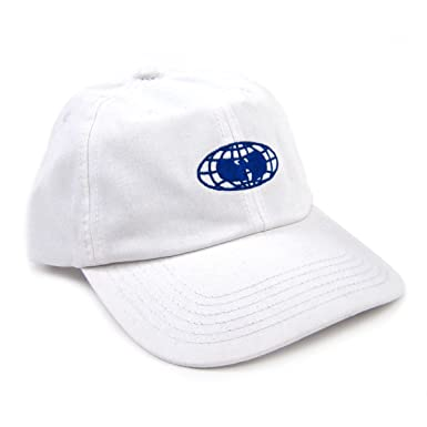 157d470f4d808 Image Unavailable. Image not available for. Color  Wu-Wear Globe Logo Dad  Hat ...