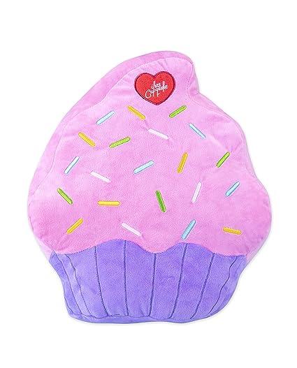Amazon.com: iHasCupquake - Almohada para cupcakes (felpa ...