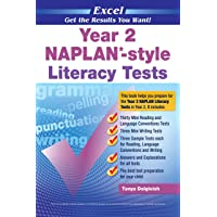Excel NAPLAN*-style Literacy Tests Year 2