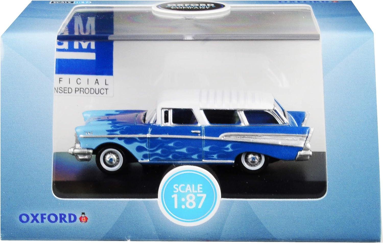 Oxford 87cn57005 chevrolet nomad 1957 Hot Rod 1//87