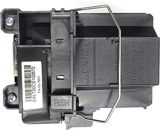Original Osram Projektoren Ersatzlampe f/ür Epson ELPLP85 Nur Birne