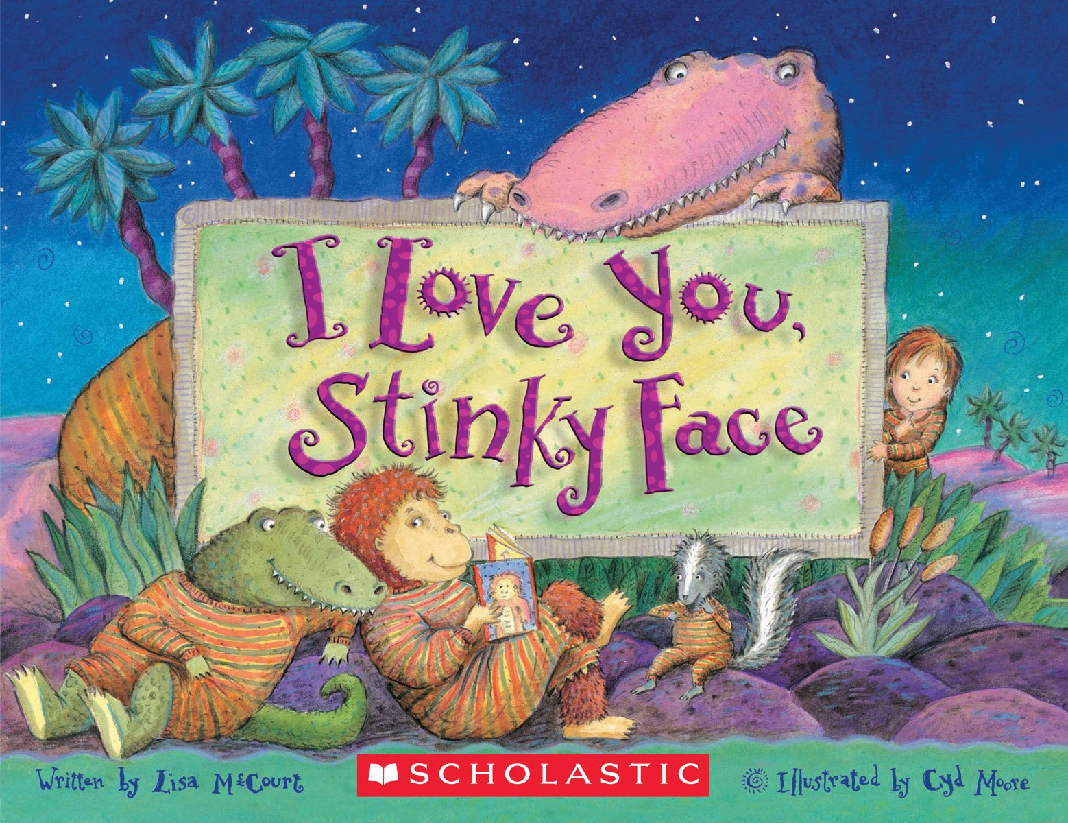 Image result for i love you stinky face