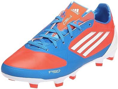 adidas F30 Trx Fg, Chaussures de football mixte adulte - Rouge (V21349), 40 EU