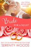 Bride for a Night (Bay of Islands Brides Book 4)