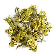 Greek Mountain Tea Organic Handpicked - Ironwort Herbal Tea From Mt Olympus Greece - Also Called Sideritis Scardica Or Shepherd's Infusion 50g 1.76 Ounce