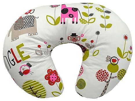 Amazon.com: Cuddles Collection – Cojín de lactancia Selva ...